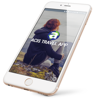 ACIS Travel App